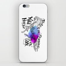 Wild Horse iPhone & iPod Skin