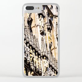 Brussels Clear iPhone Case