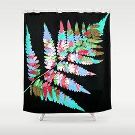 Fern in disguise - summer Shower Curtain