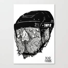#21 Higgins Canvas Print