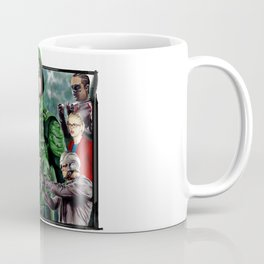 Team ARROW - season 4(Green Arrow,Felicity Smoak,Spartan,OTA) Coffee Mug