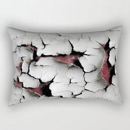 Signs of neglect Rectangular Pillow