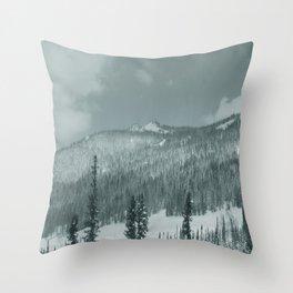 Winter day 28 Throw Pillow