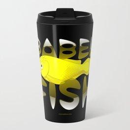 Babel fish Travel Mug