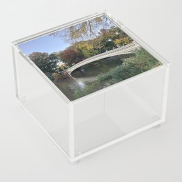 Autumn in New York Acrylic Box