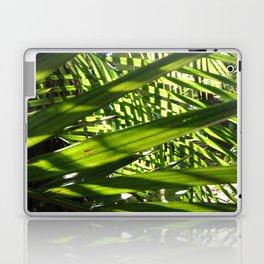 Checkered Garden Laptop & iPad Skin