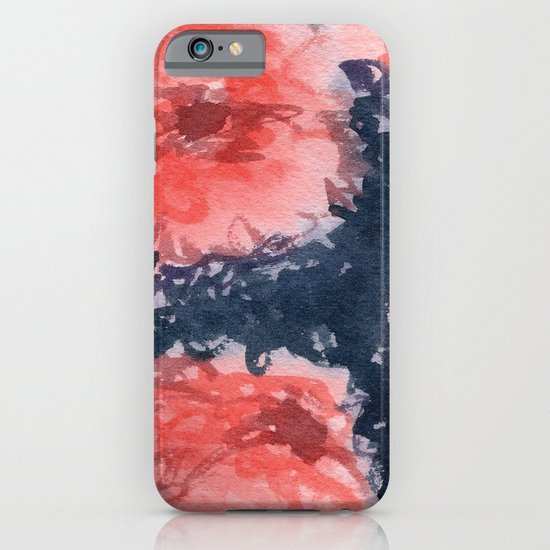 Stark Blumen iPhone & iPod Case