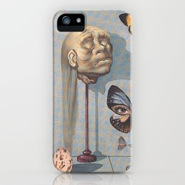THE LIMIT - SALVADOR DALI iPhone Case