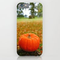 Autumn orange iPhone 6s Slim Case