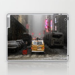 Snow Empire - NYC Laptop & iPad Skin