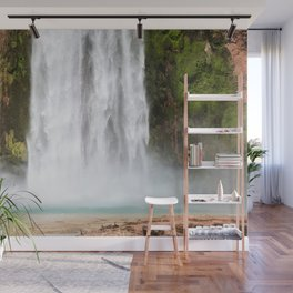 Mooney Falls, Havasupai, Arizona Wall Mural