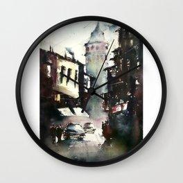 Galata Tower Wall Clock