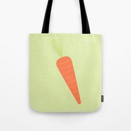 #66 Carrot Tote Bag