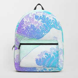 The Great Wave Unicorn Backpack