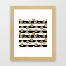 Have you lost your cookies?? Framed Art Print