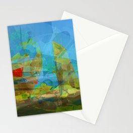 Field of War Stationery Cards