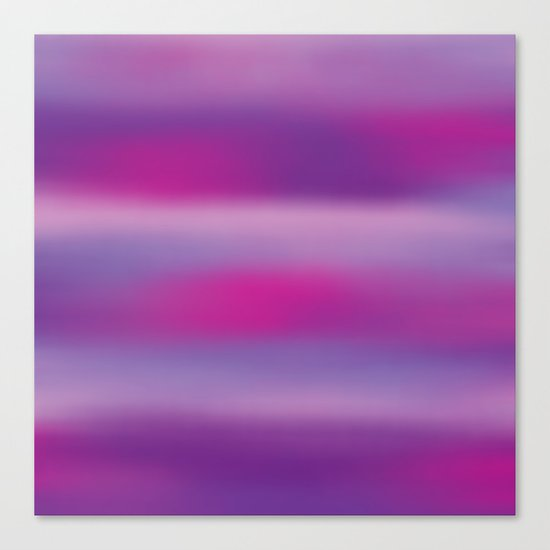 Purple Mist. Canvas Print