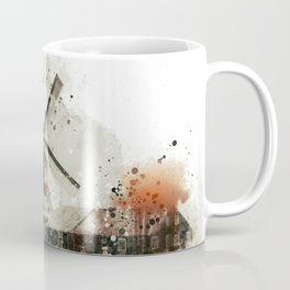 Architecture Building Dutch Coffee Mug