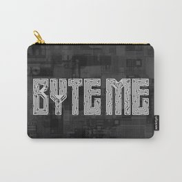 Byte Me Carry-All Pouch