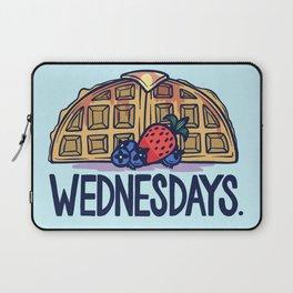 Waffle Wednesdays Laptop Sleeve