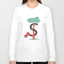 Money and Trees Long Sleeve T-shirt