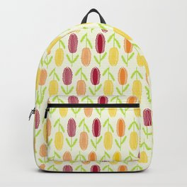 Bright Banksia Backpack
