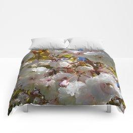 Under the Apple Tree Comforters
