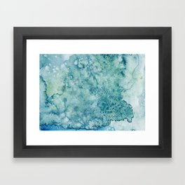 Abstract No. 144 Framed Art Print