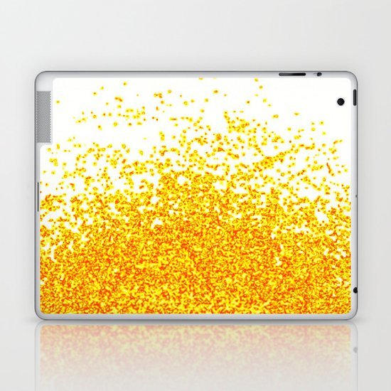 burnt sugar Laptop & iPad Skin