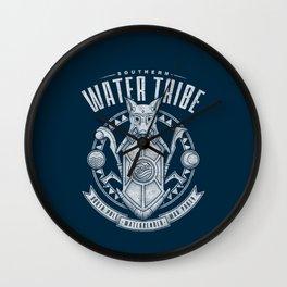 Water is Benevolent Wall Clock