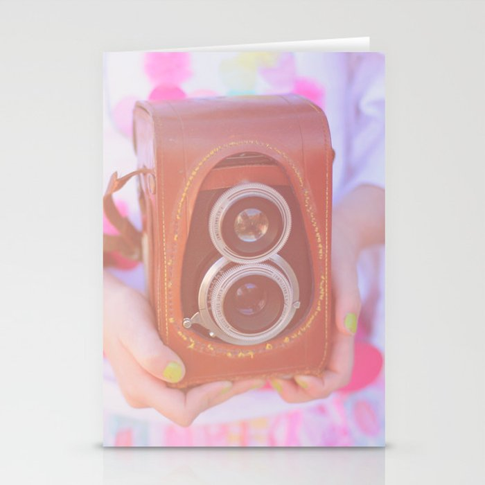 Little Photographer. Stationery Cards