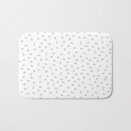 Rabbit Yoga Bath Mat