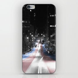 Out of the Shadows iPhone Skin