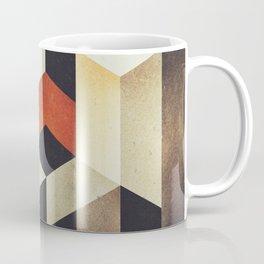 915 // Fallen Heights // Geometric Pattern Coffee Mug