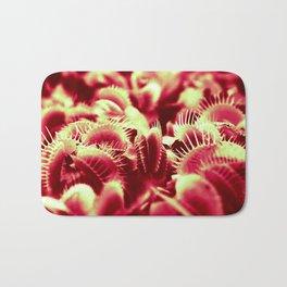 Carnivorous beauty Bath Mat