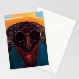 La Doña del Sol Stationery Cards