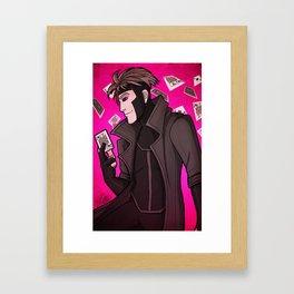 Remy LeBeau Framed Art Print