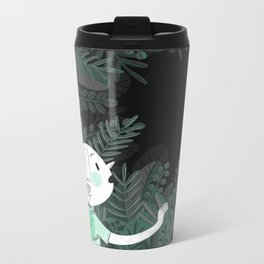 Into the Unknown Metal Travel Mug
