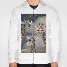 Animal Collection -- Let's Take  A Selfie Hoody