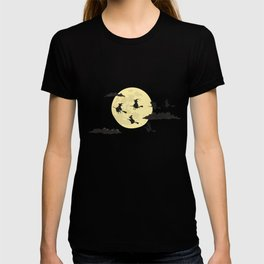 Witches In The Night T-shirt