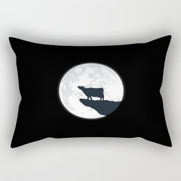Moon Rectangular Pillow