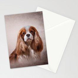 Dog breed Cavalier King Charles Spaniel Stationery Cards