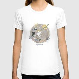 Capricorn Earth T-shirt