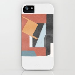 All in this together - geometric and simple iPhone Case