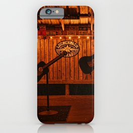 The Luckenbach Stage iPhone Case