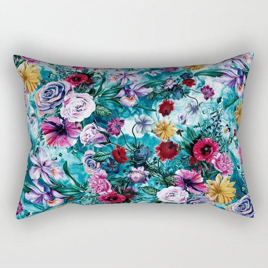 RPE FLORAL OCEAN Rectangular Pillow