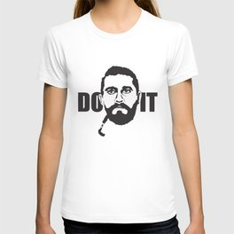 Shia Labeouf DO IT T-shirt