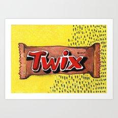 TWIIXX!! Art Print
