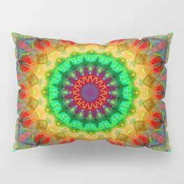 Healing Mandala 02 Pillow Sham