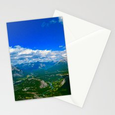 Banff Gondola View Stationery Cards